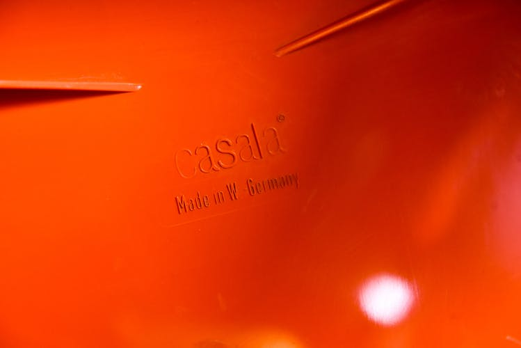 Casala stool designed by Alexander Begge