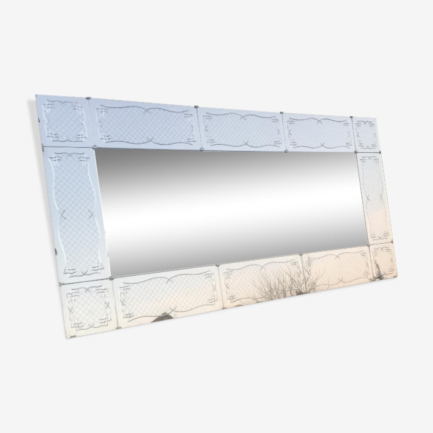 Miroir de bistrot /brasserie 225x100cm