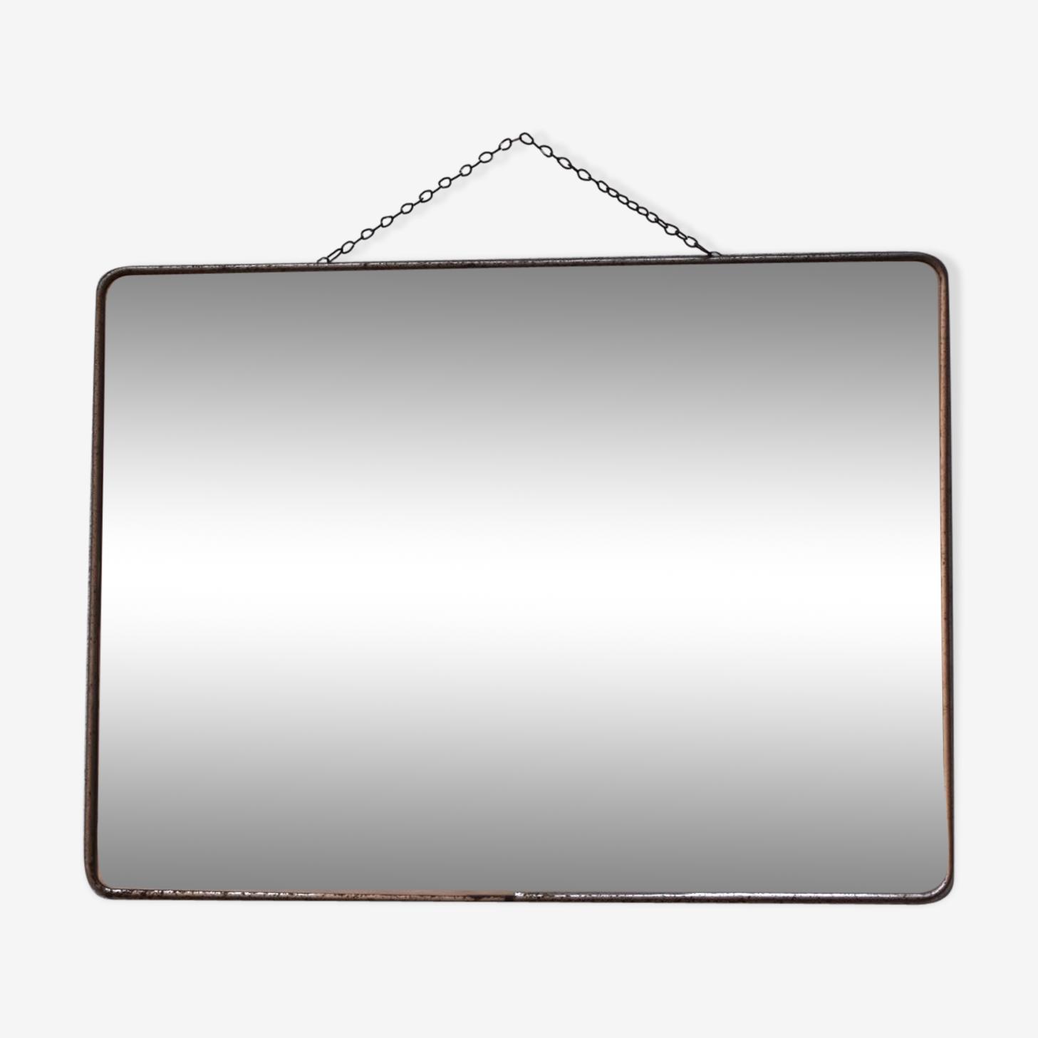 Barber mirror 40x30cm