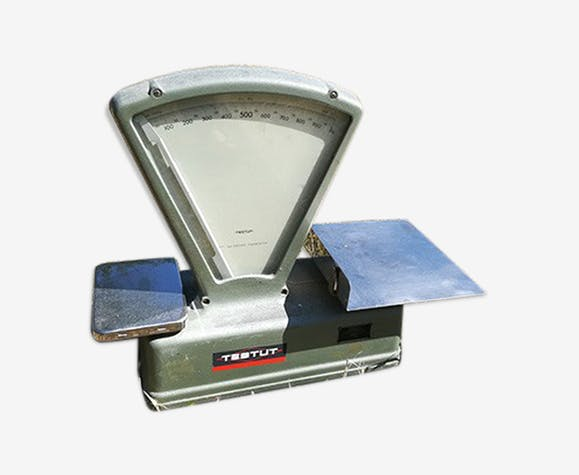Former Ptt testut scale