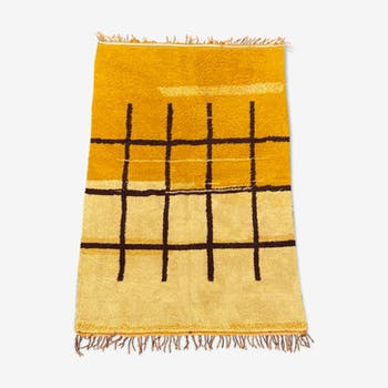 Tapis berbere Beni Ouarain 200x320 cm