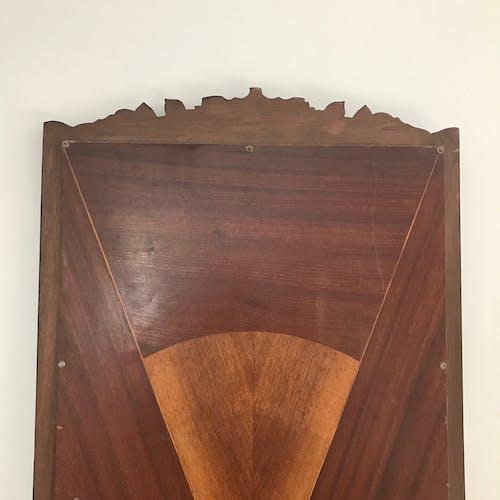 Miroir en bois sculpté 177x68cm