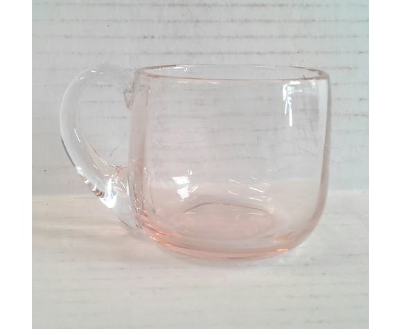 Vichy glass cure glass