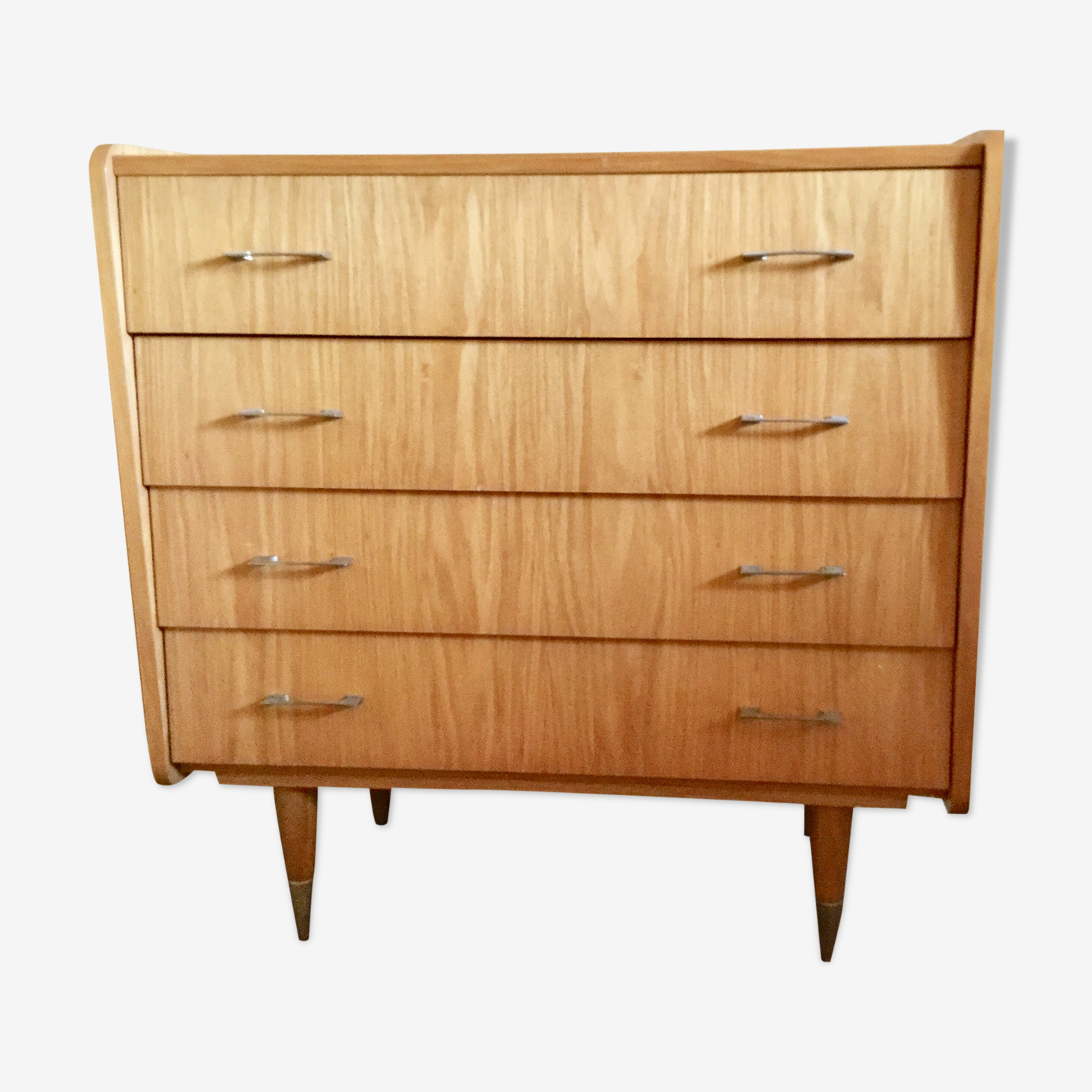 Dating back to the 1960s vintage dresser