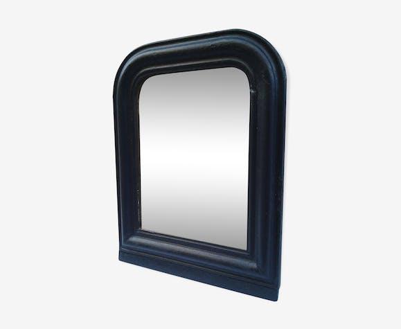 Miroir Louis Philippe XIX patiné 42x55cm