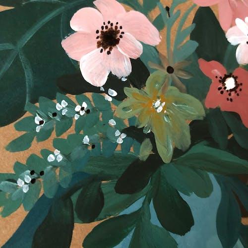 Bouquet de plantes