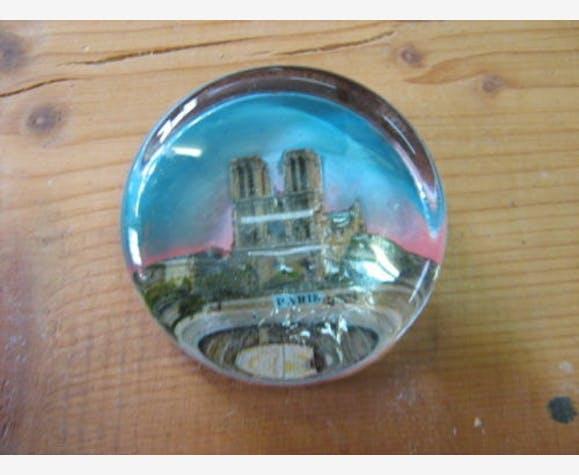 Notre Dame - Page 5 Presse-papier-boule-verre-decor-notre-dame-paris-ancien_original
