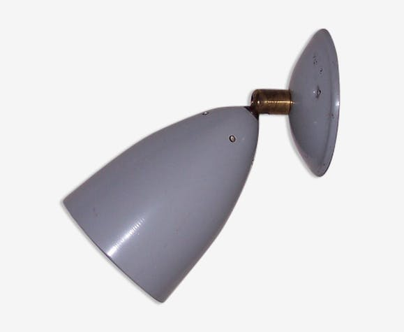 Metal wall light 50s