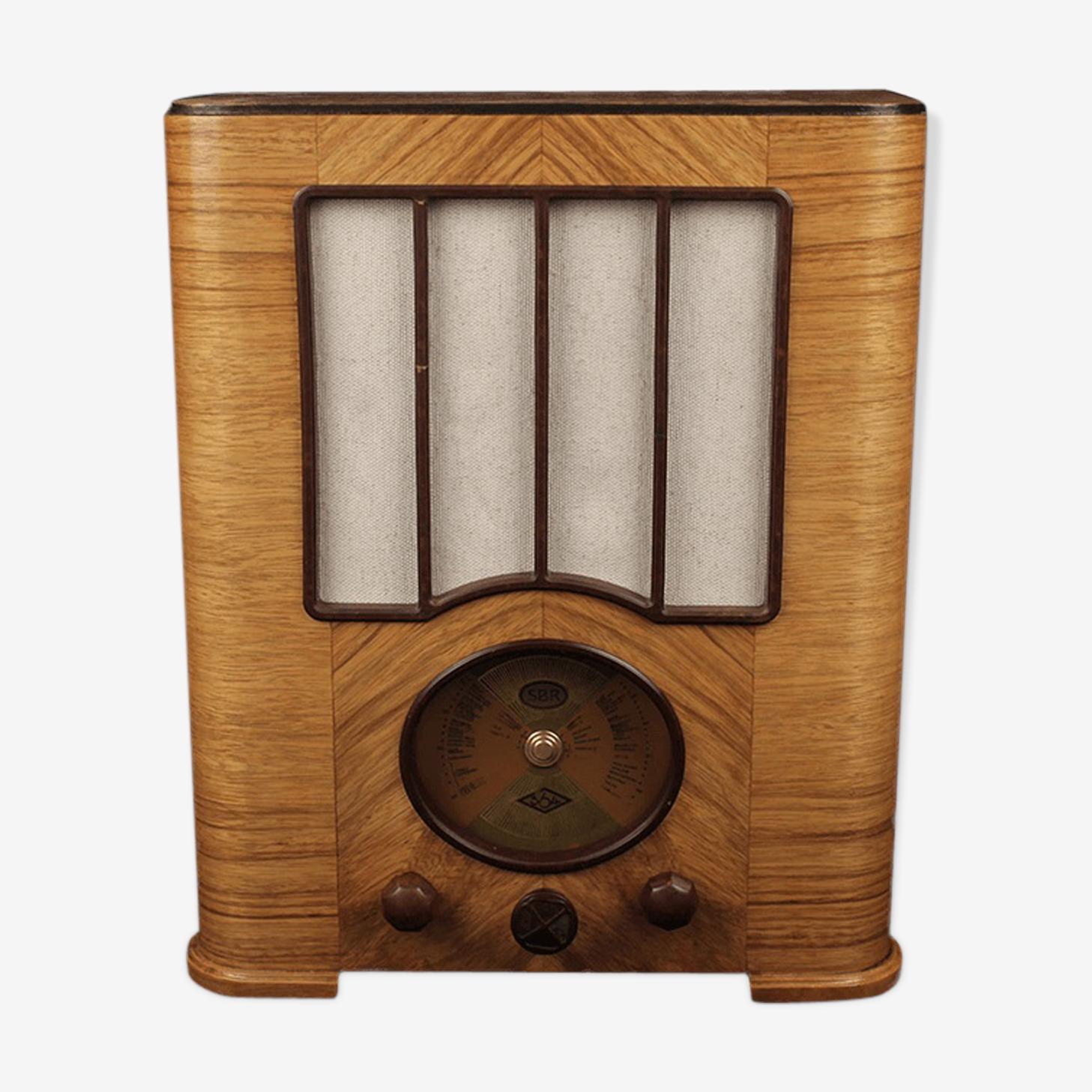 Poste radio vintage bluetooth - SBR 364