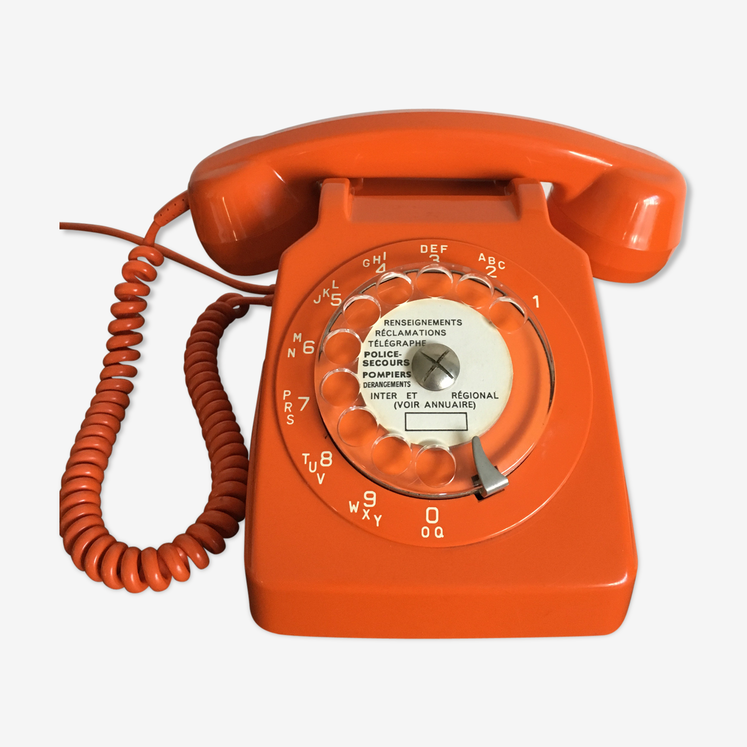 Vintage rotary S63 phone