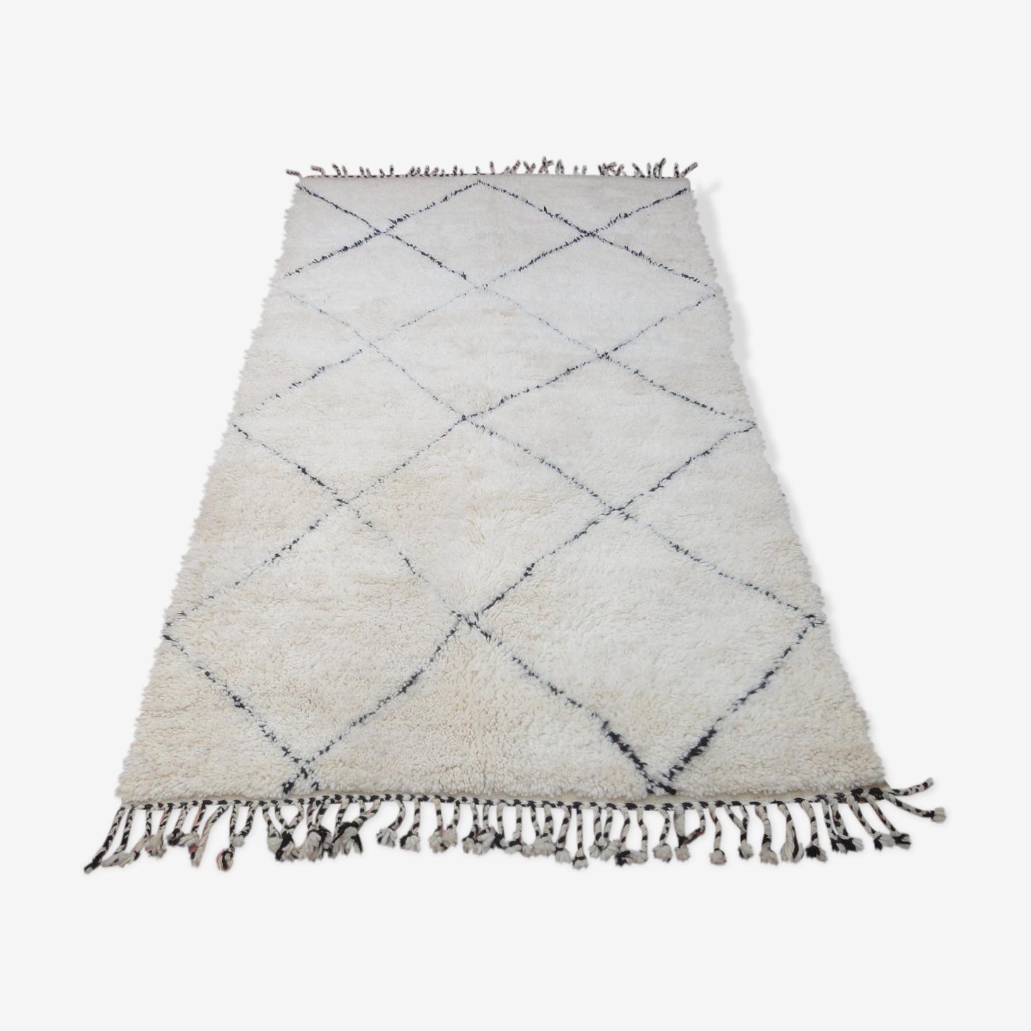Carpet beni ourain 250x143cm
