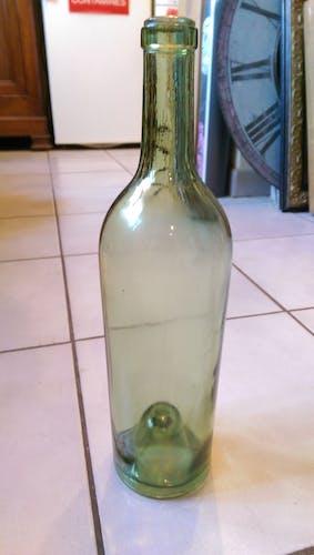 2 bouteilles ancienne 1850/1900