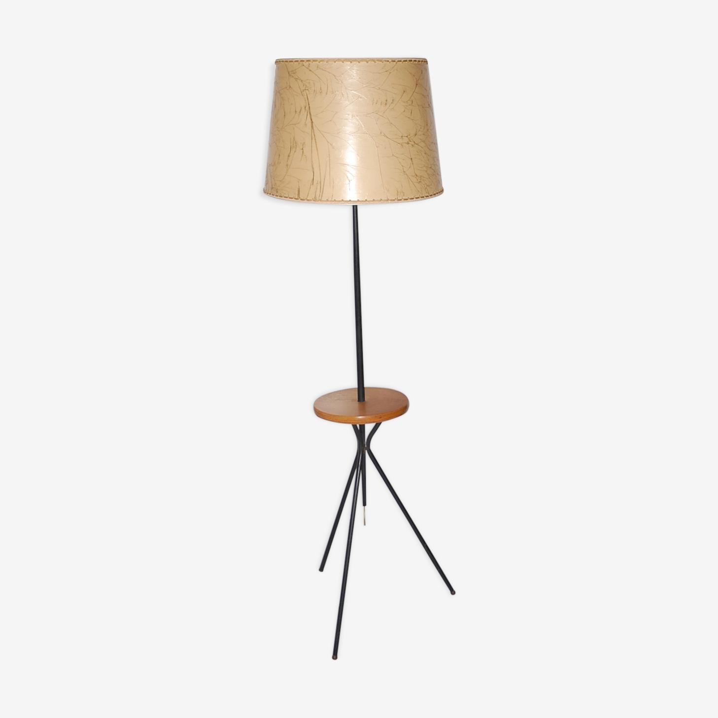 Floor lamp tripod years 50/60