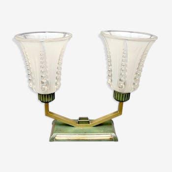 Lampe de table Petitot 1930