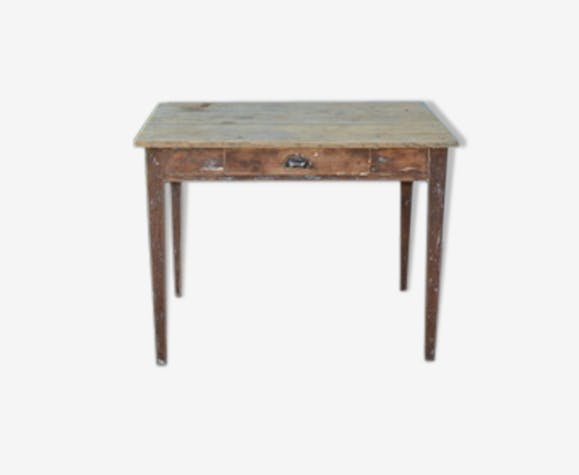 Farm table, desk, console