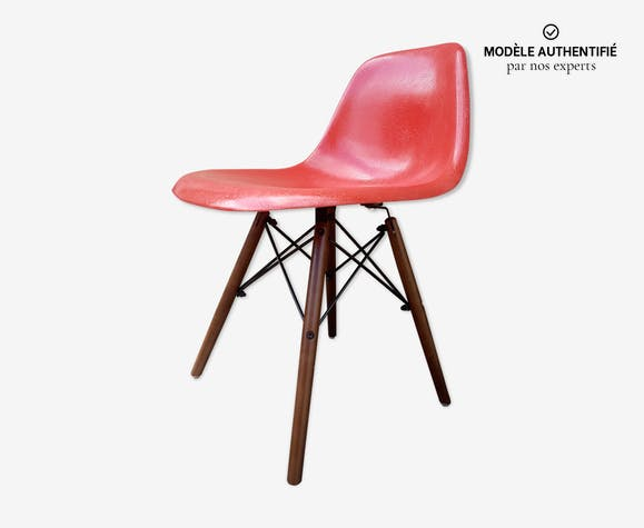 Chaise DSW  par Charle et Ray Eames pour Herman Miller