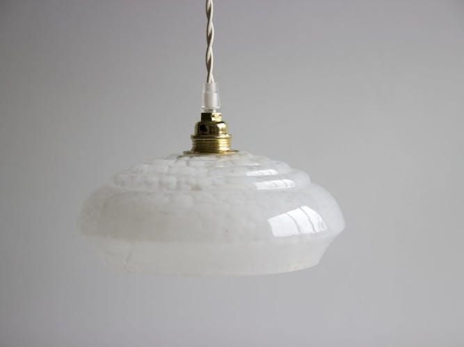 Clichy glass suspension