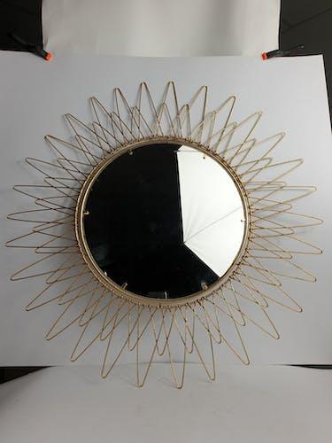 Miroir soleil 58cm