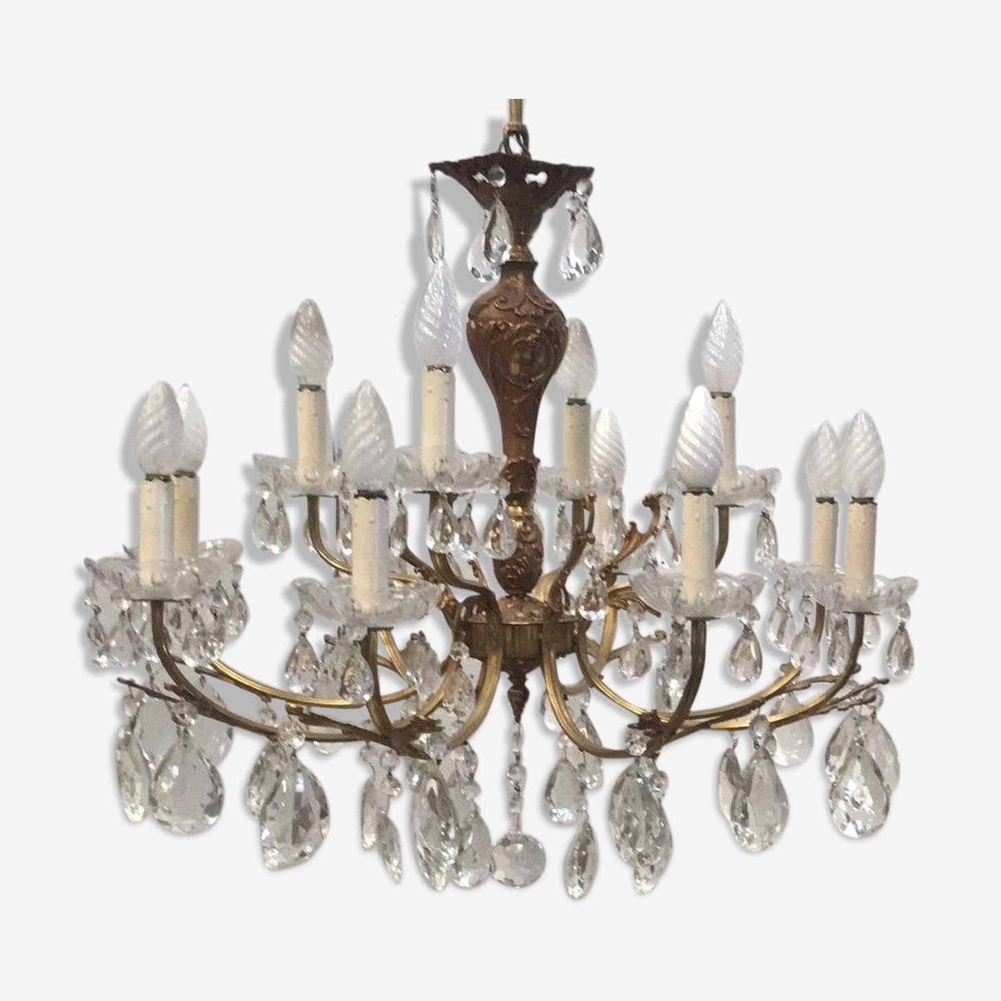 Nice pair of chandelier STYLE Louis XV