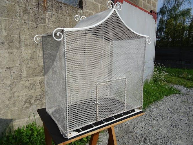 """Cage à oiseaux """" pagode """""""