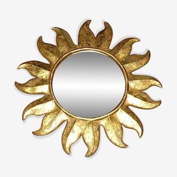 Mirror sun resin 70 - 31x31cm