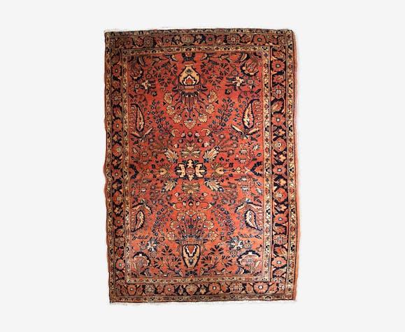 Tapis ancien persan sarouk  97 x 164cm 1920s