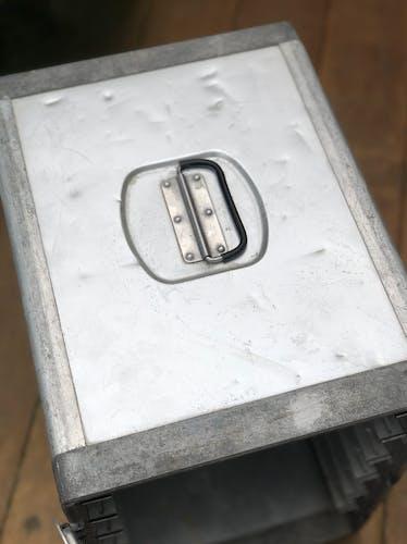 Air France metal box