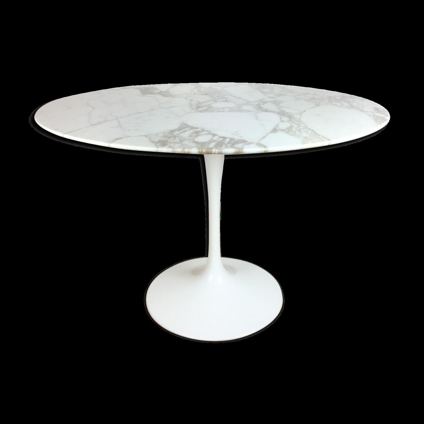 table ovale marbre knoll saarinen table basse oval de. Black Bedroom Furniture Sets. Home Design Ideas
