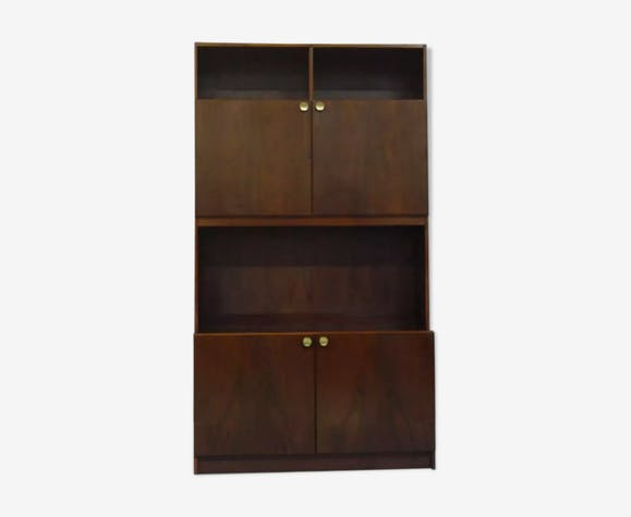Bookcase rosewood 1960
