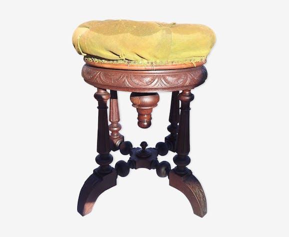 Piano stool 1900