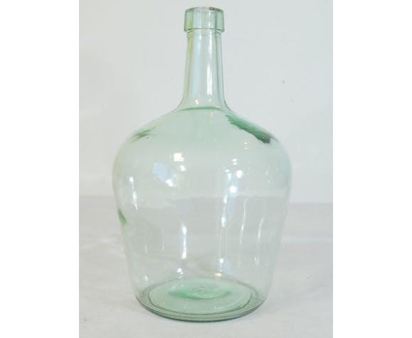 Dame jeanne en verre soufflé bullé 2 litres nº3