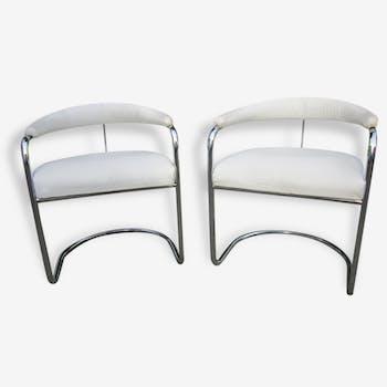 Pair of chairs Anton Lorenz